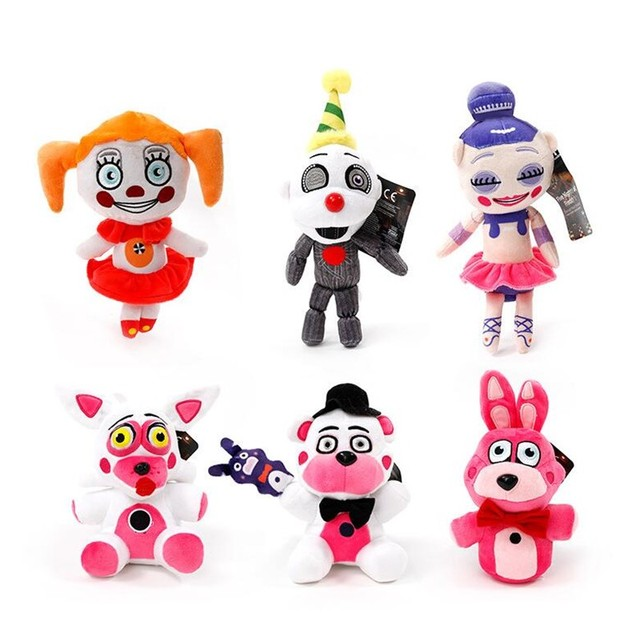 Baby Freddy Toys : Five nights at freddys sister location plush android games