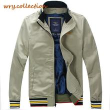 Italy mens jacket,men's jacket, college jacet, winter warm wear,solid color coat Free Shipping