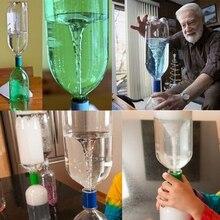 Вихревой разъем бутылки торнадо в бутылке циклонная трубка Торнадо производитель волшебная игрушка