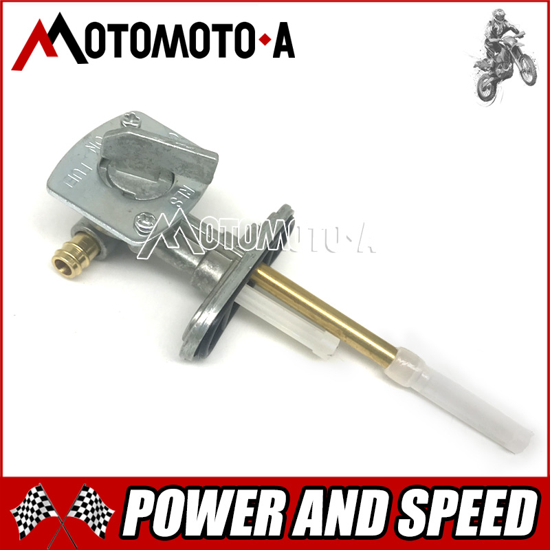 5/16 '' 8mm Gas Fuel Petcock Valve Swith Tap Voor Suzuki DR350 SE SP DR-Z400E DRZ 400 E Bandit GSF1200S