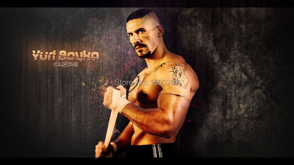 Yuri Boyka The Ultimate Fighter Movies Poster Paper Wall