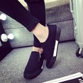 Black Blue Men Shoes 2016 New Mens Casual Shoes low-top canvas Shoes Zipper designers Flat Shoes Soild color zapatos XX224