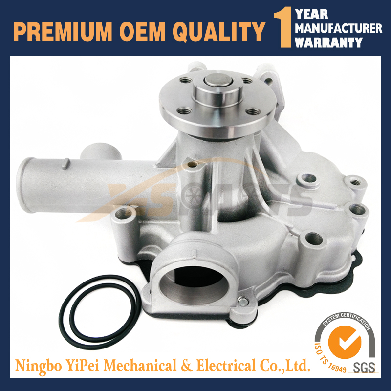 16100-78202-71 1Z 2Z water pump 1DZ 1DZ-2 for Toyota forklift new water pump for mitsubishi s6s cat forklift