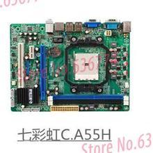 a55h v17 a55 quad-core motherboard perfect match for a-m-da4 3400 a-m-d631
