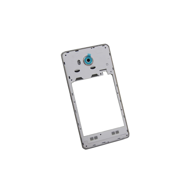 new style 9af24 c712e US $12.99 |Front Frame LCD Frame Middle Frame Housing Battery Cover For  Lenovo A5600/A5860 -in Fitted Cases from Cellphones & Telecommunications on  ...