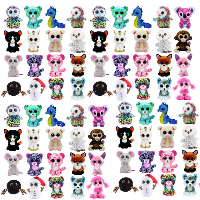 Ty Beanie Boos Cute Owl Monkey Unicorn Plush Toy Doll Stuffed   Plush  Animals HY a2315ef1c78a
