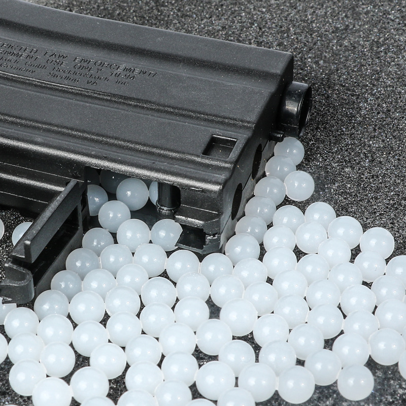 7-8MM 10000pcs Extra Hard Gel Ball Hardened Crystal Bomb For Jinming Water Toy Gun Accessories