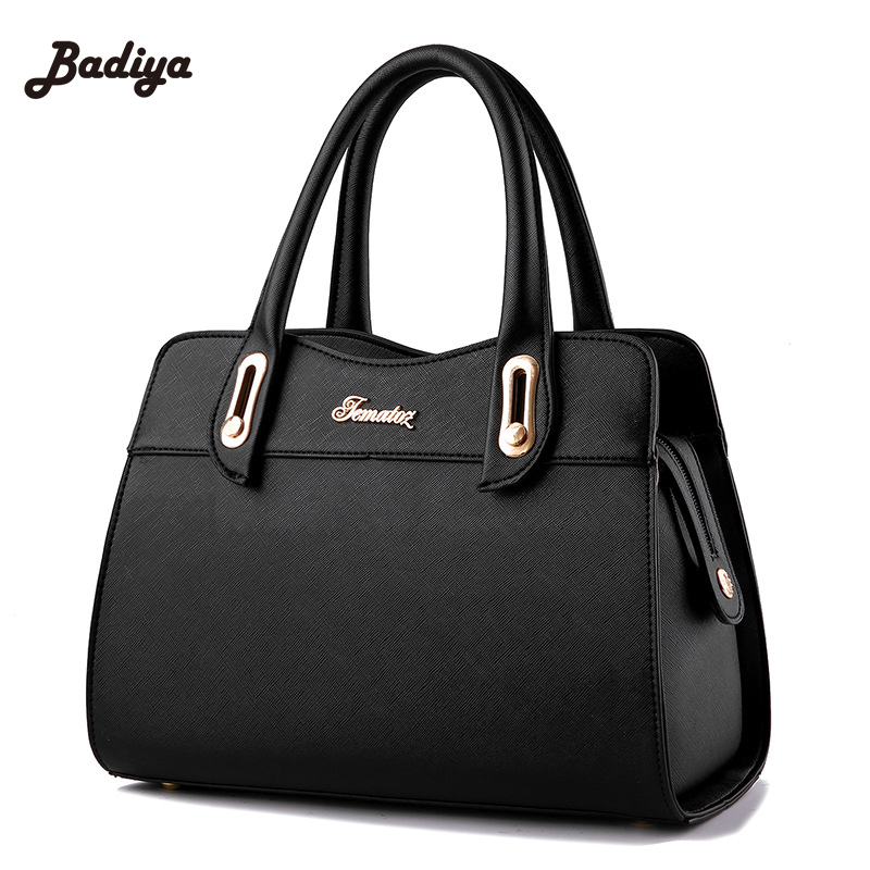 Candy Color Ladeis Hand Bag Large Capacity Female Bags Tote Fashion Women Leather Handbags Shoulder Bag Bolsos Mujer Women Bags