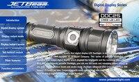 Oferta Envío Gratis Original JETBEAM DDC25 Cree XM U2 LED 600 lúmenes linterna diario antorcha Compatible con