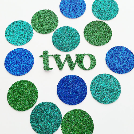 glitter peacock themed number birthday confettis for baby shower table decoration party wedding scatters cards