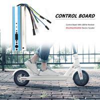 Płyta sterowania z USB dla Ninebot ES1/ES2/ES3/ES4 skuter elektryczny kod źródłowy kontroler dla jazdy na rowerze na świeżym powietrzu skuter części nowy w Części i akcesoria do hulajnogi od Sport i rozrywka na