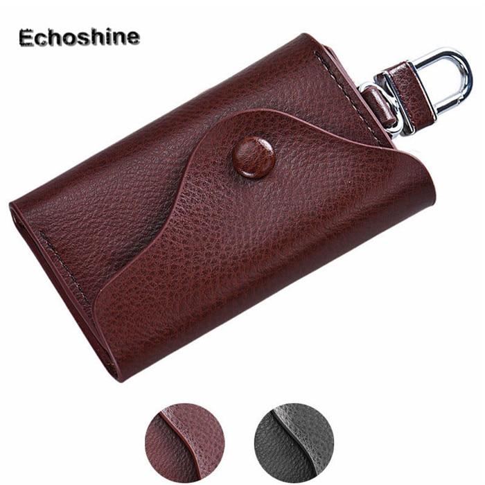 Fashion Luxury Brand Men Leather Wallet Car Key bags  Wholesale A7