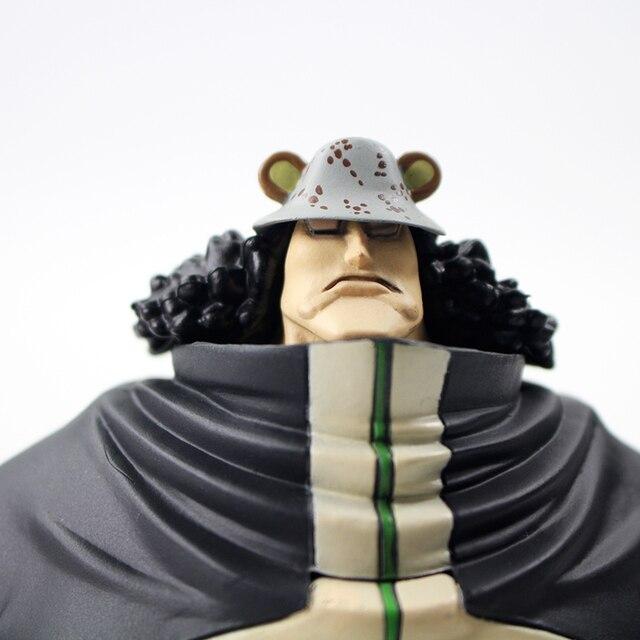 FIGURA DE BARTHOLEMEW KUMA (19CM) Figuras de One Piece Merchandising de One Piece