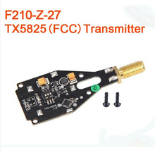 Walkera F210 RC Helicopter Quadcopter spare parts F210-Z-27 TX5825(FCC) Transmit