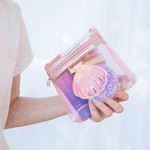 HJKL Cosmetic Bag Make up Travel Case Women Pouch 2d137a1a9261