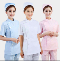 Nurse uniform Dentists clothes Doctors work clothing Split Set