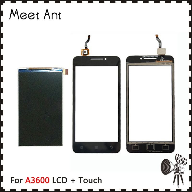 Mobile Phone Parts High Quality 4.5 For Lenovo A3600 A3600d Lcd Display With Touch Screen Digitizer Sensor Curing Cough And Facilitating Expectoration And Relieving Hoarseness