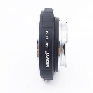 Image 5 - NEWYI محول ل N ikon Ai F G Af S موت عدسة إلى FM Lm L/M كاميرا جديد عدسة الكاميرا حلقة الملحقات