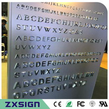 Stainless-Steel Factory-Outlet Advertising Outdoor-304 Letras-De-Metal
