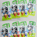 New 2 PCS/Lots Children Cute Cartoon Bear Toothbrush teeth Protective Toothbrushes baby dental care tooth brush