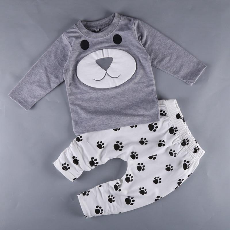 2019 edad de 0-2 años ropa de bebé niño bebe niños ropa bebé Infantil ropa de bebé niños suave chico conjunto C8261