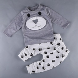 2019 idade 0-2 anos roupas de bebê menino bebe meninos conjunto, bebê infantil bebê roupas de bebê infantil infantil meninos suave conjunto criança c8261