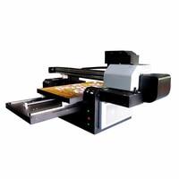 6090 УФ планшетный принтер принтеры Макс печати 12 Цветов 600x900 мм большой формат Многофункциональный цифровой струйный 3D УФ принтер для керами