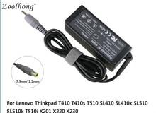 20V three.25A 65W 7.9X5.5mm for Lenovo Thinkpad T410 T410s T510 SL410 SL410okay X201 X220 X230 laptop computer AC adapter charger