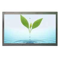 Best Resolution 1920 1080 17 3 Inch Wide Touch Screen Monitor With 4 Wire Resistive Touch