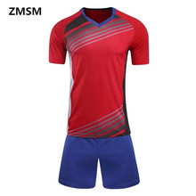 custom soccer tracksuit quick-drying Breathable soccer jerseys man Training football jerseys sets camisetas de futbol 2016/2017