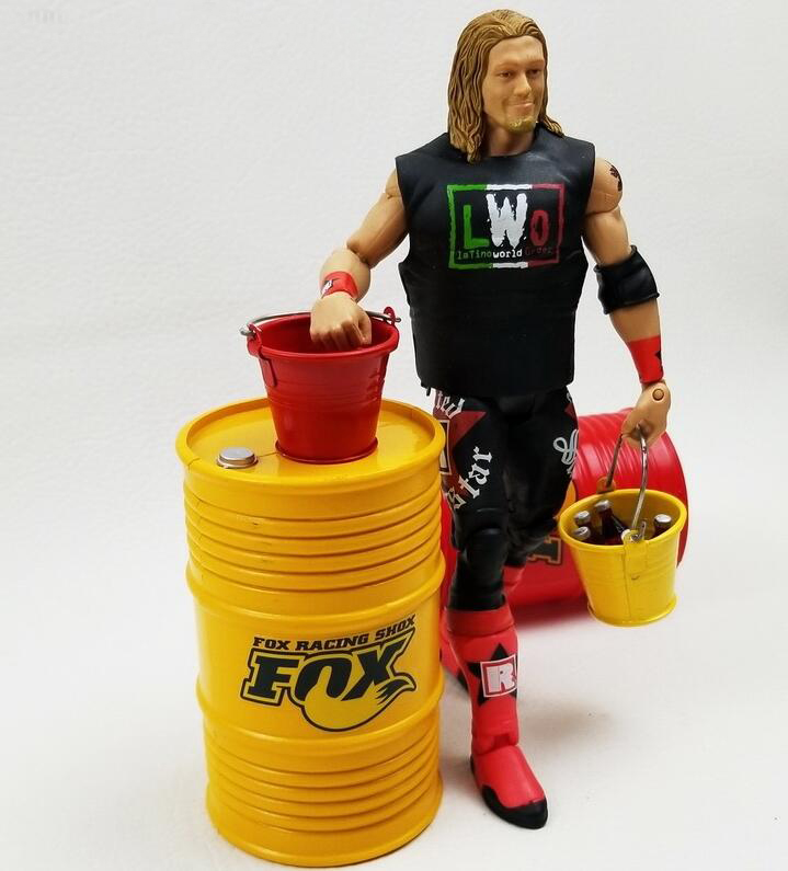 1:10 Scale Bucket Action Figure Accessories