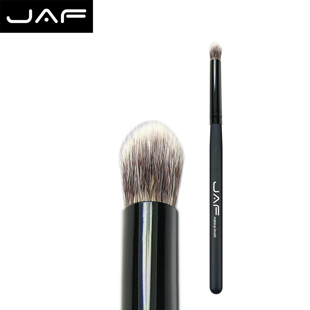 Retail Tapered eye shadow brush synthetic hair professional makeup brushes eye makeup brushes Free Shipping 07STJ