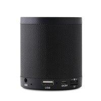 Mini Falante Enceinte Bluetooth Cartão TF MP3 Player Alto-falantes Portáteis Sem Fio Bluetooth V4.0 Música Ativa Caixa