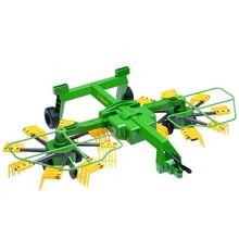 1:16 фермы уборки трактор RC автомобилей 2,4 г удаленного Управление само дампа трактор RC инженерные модель трактора детские игрушки