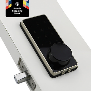 Image 2 - Smart Home Electronic Deadbolt Door Lock, Waterproof Intelligent Keyless Password Pin Code Digital Door Lock