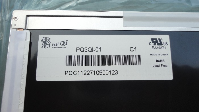 "MaiTongDa New Original Pixel Qi 10"" inch PQ3QI-01 C1 LCD Screen Display Panel"