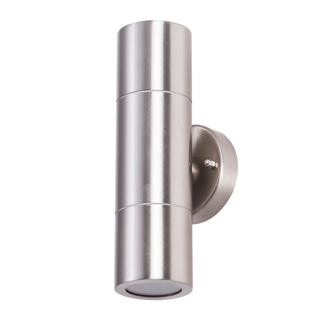 Stainless steel Led Wall Light Outdoor Led Wall Lamp up and down Porch Lights led 10W Bracket Lamp (Two Side 5W)