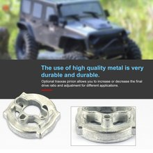 Motor Alloy Cover Engine Protective Cover Spare Chrome Side Cover Upgrade Spare Parts Accessories For XLH 9125 RC Car