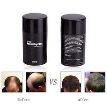 Hair Building Fibers Keratin Black Hair Building Styling Powder Hair Loss Concealer Blender 15g