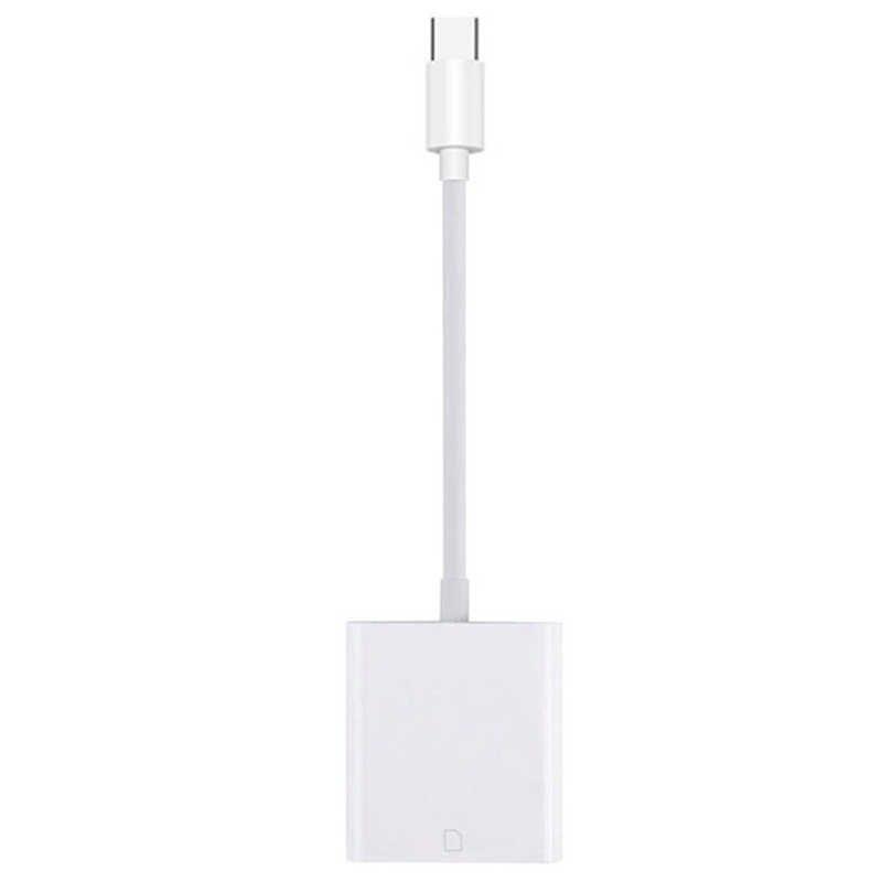 USB 3.1 סוג C USB-C כדי SD SDXC כרטיס קורא מתאם עבור טלפונים Macbook סמסונג