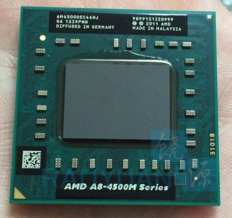 DOWNLOAD DRIVERS: AMD A8-4500M APU