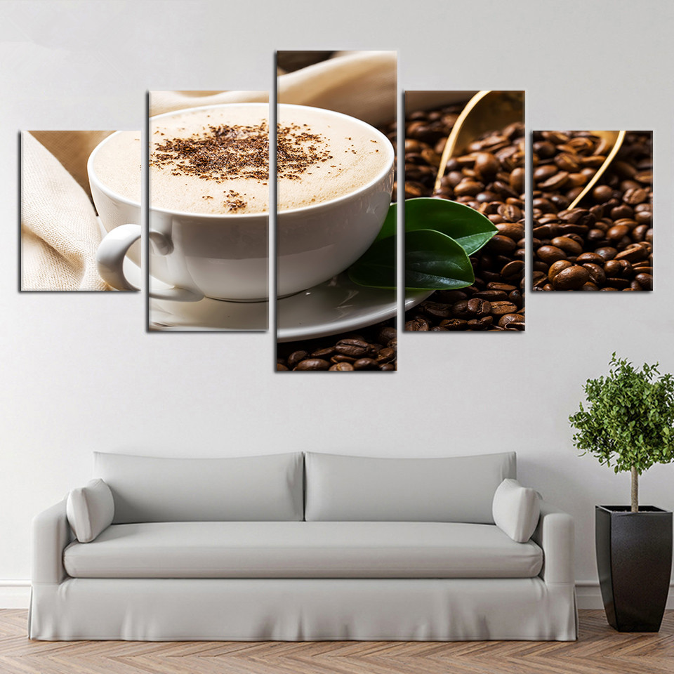 Modern-Pictures-Modular-Drinks-Canvas-Poster-5-Pieces-Coffee-Grain-Cup-Framed-Painting-HD-Printing-Decor (1)