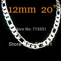 Promotion sale, Hot New Items / Men's Jewelry / - High Quality / 925 Sterling Silver Chain Necklace