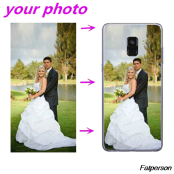 На Алиэкспресс купить чехол для смартфона diy photo pattern images customer design customize mobile phone case shell bag cover for samsung a9 2018 a9 pro a8 2018 a7 a6