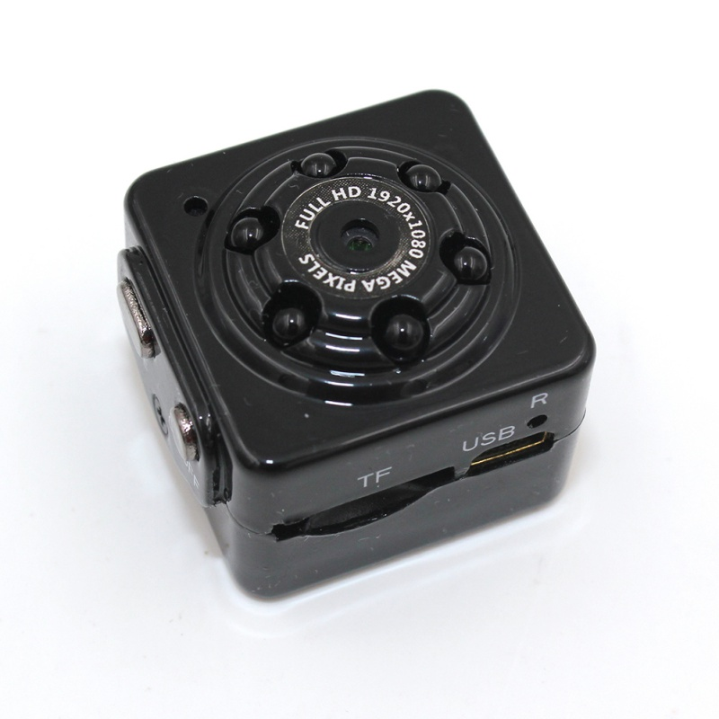 New Mini Camera Portable Security Camera 1080P HD Motion Video Surveillance Camcorder Night Vision Loop Recording for Car Home