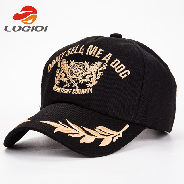 3529183bc06 LVGIDI US Air Force Baseball Caps Gold Embroidery Army Cap for Men Sun Hats  Snapback Hats Bone Wholesale