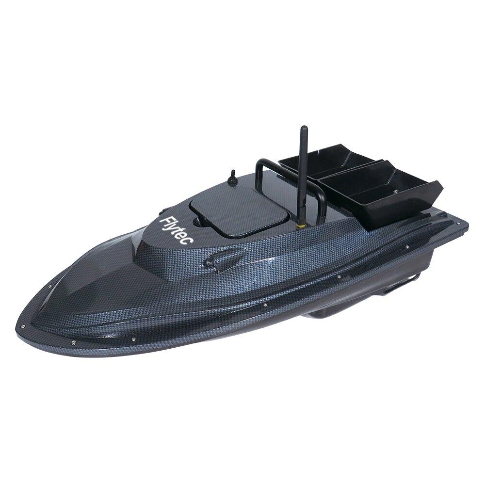 2019 nouveau Flytec V007 Intelligent 500 M vitesse fixe voile RC appât bateau pour la pêche Version mise à jour de 2011-5