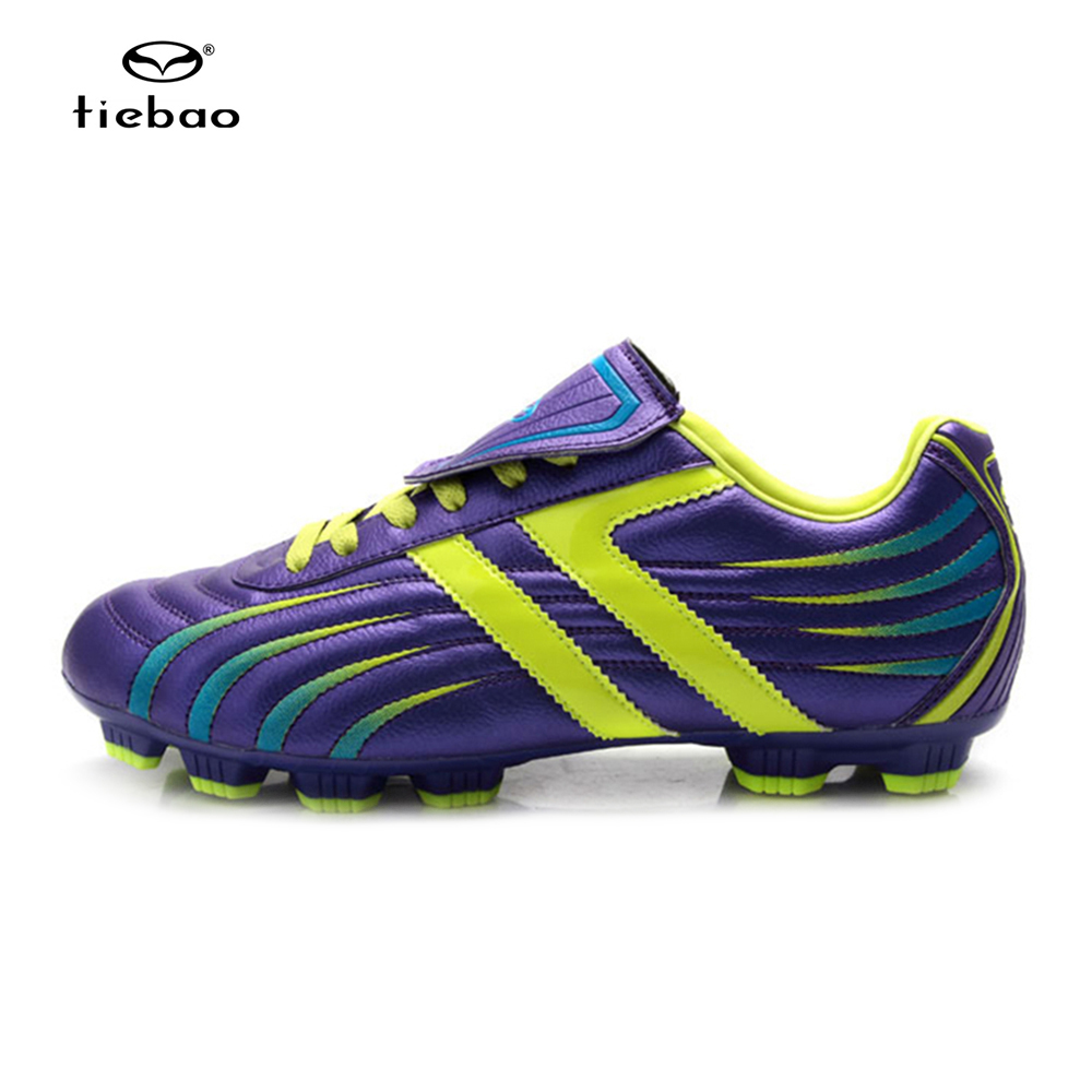 TIEBAO Professional outdoor Football Boots soccer cleats boots Men Women H & A Sole Athletic Training soccer shoes cleats indoor soccer shoes for men futsal soccer boots professional football shoes original athletic training soccer cleats tf trainer