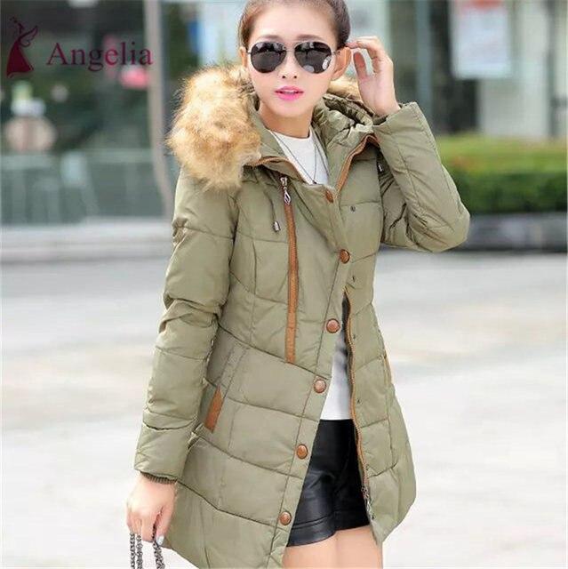 Online Shop Brand China Winter Jacket Women Warm Long Padded Coat ...