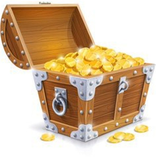 Image result for gold chest